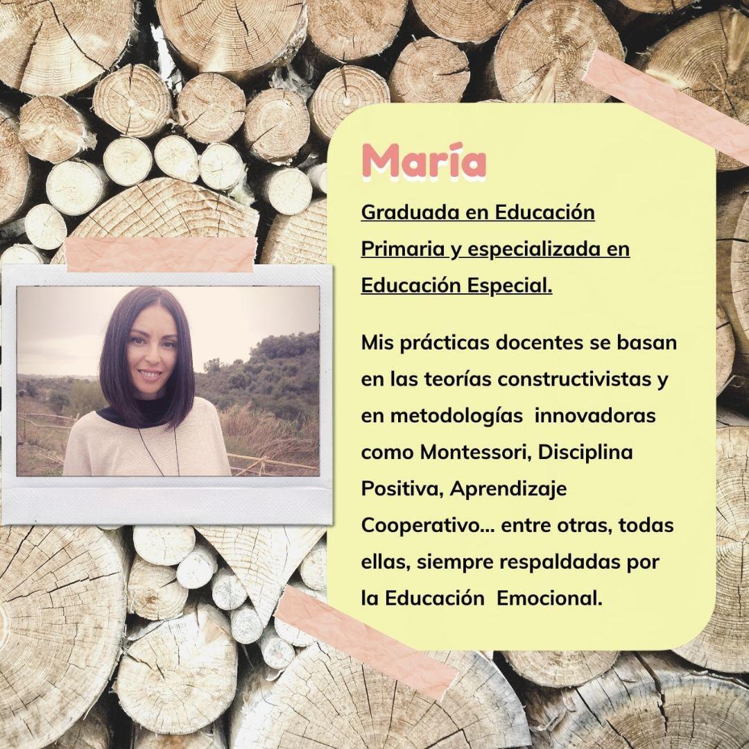 MARIA-ACOMPAÑAMIENTO FAMILIAR ONLINE