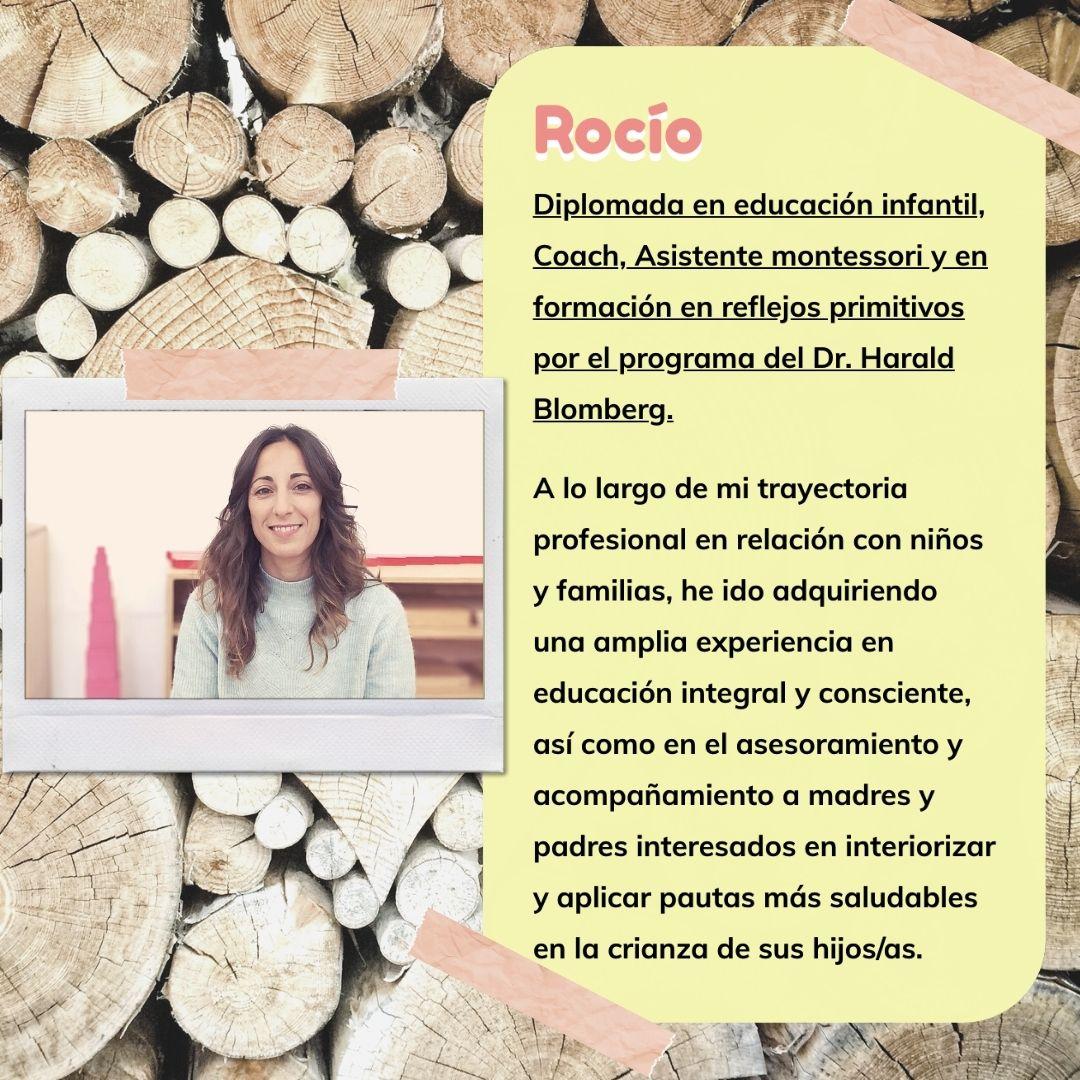 ROCÍO - ACOMPAÑAMIENTO FAMILIAR ONLINE